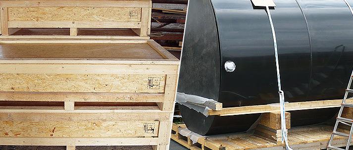 Holzproduktion